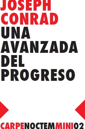 una avanzada del progreso Conrad